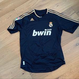 Adidas Real Madrid soccer jersey
